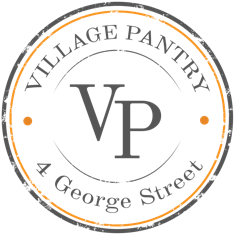 The Village Pantry Cafe Logo